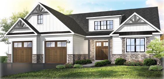 2 Story Model Home